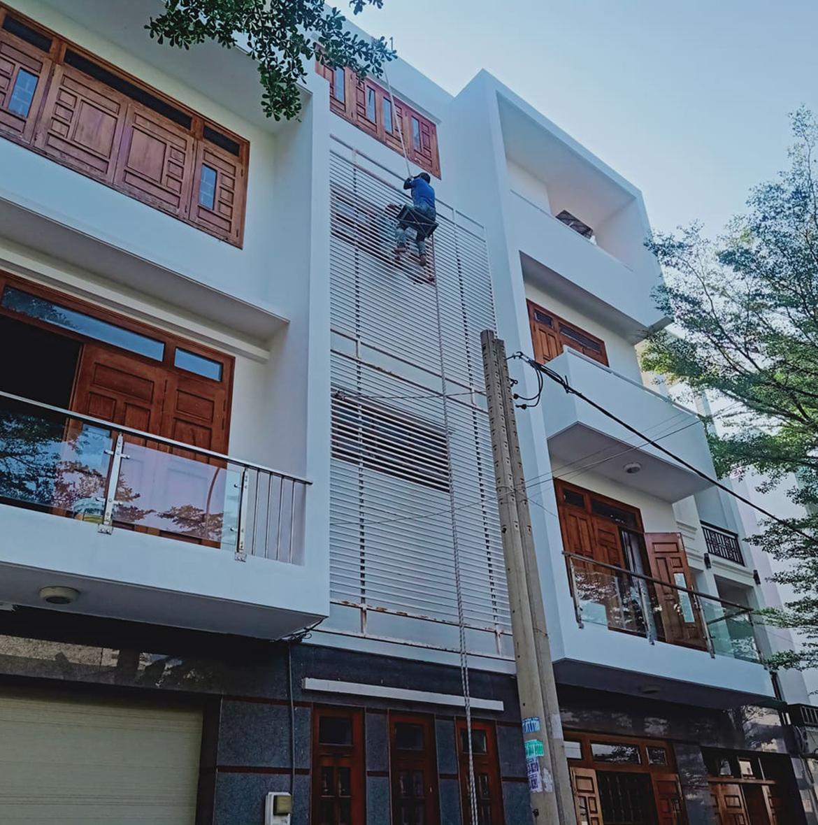 Nhà phố Mr Hào